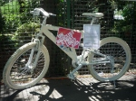 """The Ghost Bike"" de la PortocalaMecanica"