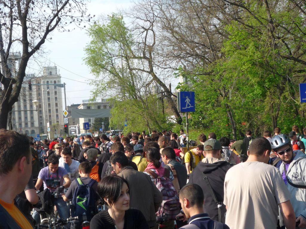 Bikewalk 17 aprilie 2010