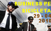 Business pe bicicleta