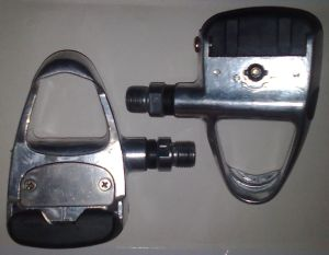 Imahine pedale SPD cursiera